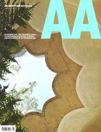 Architecture Australia January/February ACT for Kids Cover Story