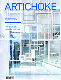 Artichoke Magazine Cover Story Issue 51 June 2015