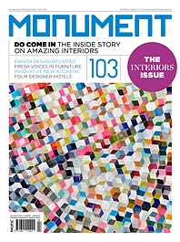 MONUMENT MAGAZINE issue 103 June/July 2011 Cover Story
