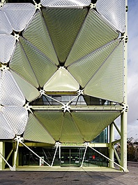 Barcelona's Media-TIC World building of the year 2011 WAF