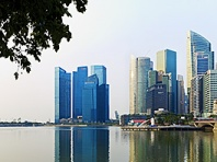 Marina Bay Financial Centre Singapore