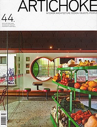 ARTICHOKE 44 SPRING STREET GROCER MELBOURNE COVER STORY