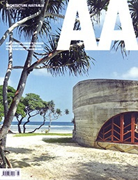 Architecture Australia September/October  La Plage du Pacifique Cover Story