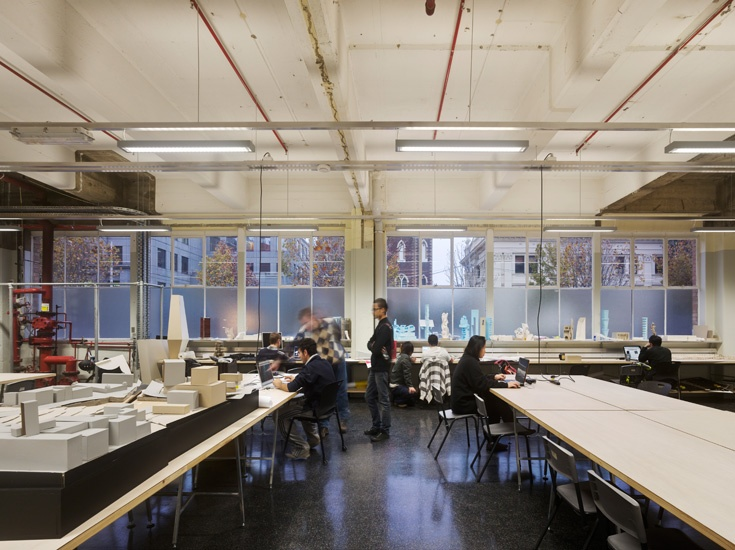 Architecture School Studio rmit architecture school | architecture | peter bennetts