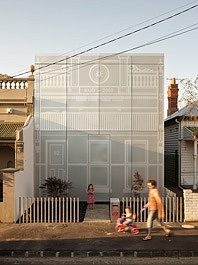 Perforated House, Melbourne