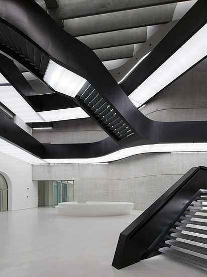 Zaha Hadid Buildings >> MAXXI Rome | Architecture | Peter Bennetts Architectural Photographer