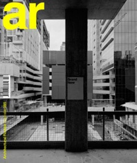 AR Architectural Review Australia #085 Cover Story