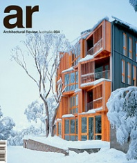 AR Architectural Review Australia #094 Cover Story