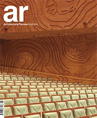 AR Architectural Review Australia #108 Cover Story