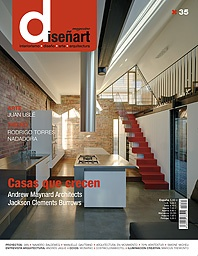 Diseñart Magazine #35 Cover Story