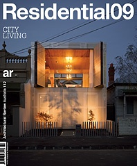 AR Architectural Review Australia #112 Cover Story
