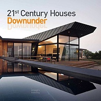 21st CENTURY HOUSES DOWNUNDER BOOK COVER