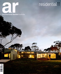 ARCHITECTURE REVIEW RESIDENTIAL 11 OCTOBER/NOVEMBER 2011 COVER STORY