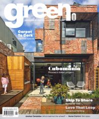 Cubomania! Green Magazine Cover Story