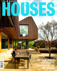 HOUSES #102 AUSTRALIAN RESIDENTIAL ARCHITECTURE AND DESIGN COVER STORY