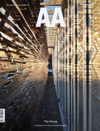 ARCHITECTURE AUSTRALIA MARCH/APRIL 2018 THE HOUSE COVER STORY