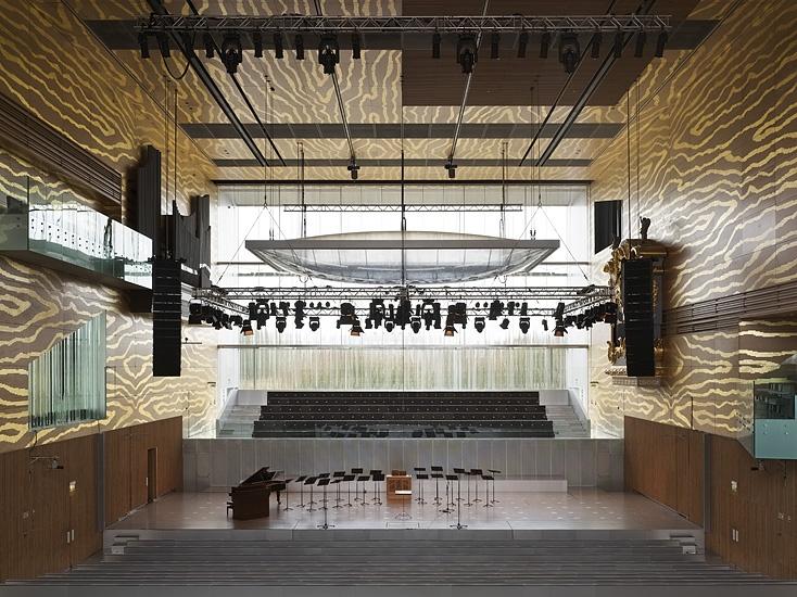 Casa da musica porto architecture peter bennetts for Casa piscitelli musica clasica