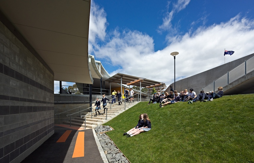 Kingston High School Tasmania | Architecture | Peter